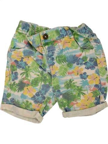 Short - Bermuda garçon F&F beige 18 mois été #1498659_1