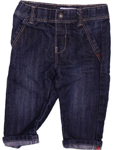 Tejano-Vaquero niño OKAIDI azul 6 meses invierno #1498685_1