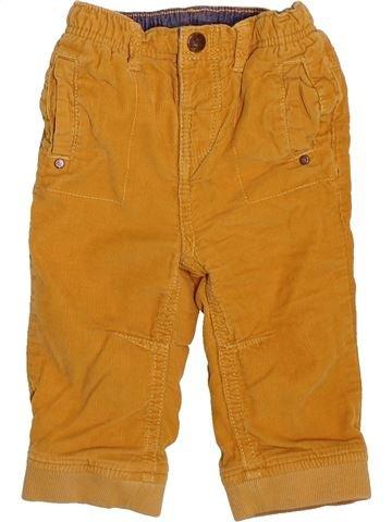 Pantalon garçon ORCHESTRA orange 12 mois hiver #1498697_1