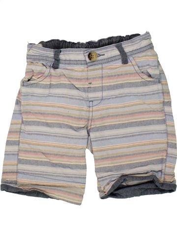 Short - Bermuda garçon MATALAN beige 3 ans été #1498721_1