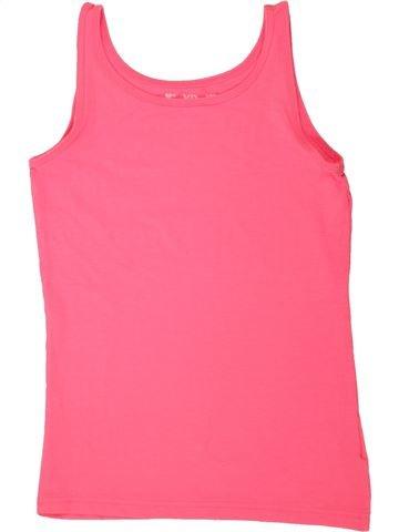 Camiseta sin mangas niña PRIMARK rosa 12 años verano #1498728_1