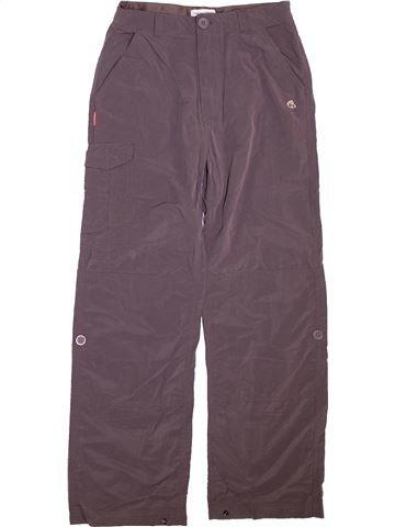 Pantalon garçon CRAGHOPPERS gris 11 ans été #1498753_1