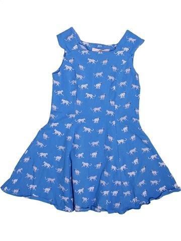 Vestido niña MARKS & SPENCER azul 6 años verano #1498755_1