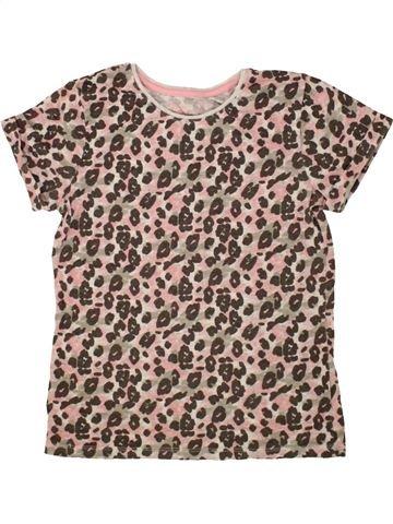 Camiseta de manga corta niña PRIMARK beige 10 años verano #1498859_1
