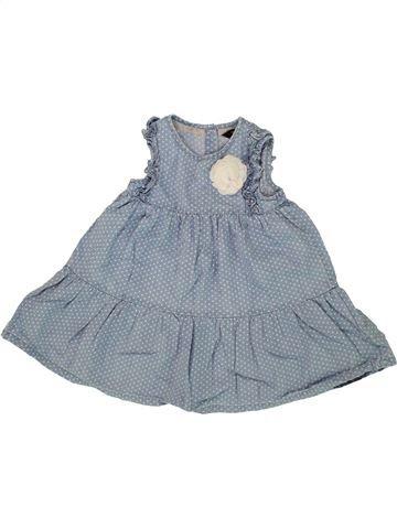 Vestido niña GEORGE azul 3 años verano #1498870_1