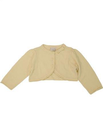 Gilet fille MINI CLUB beige 9 mois hiver #1498898_1