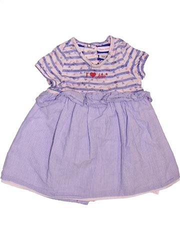 Vestido niña IKKS violeta 12 meses verano #1498915_1