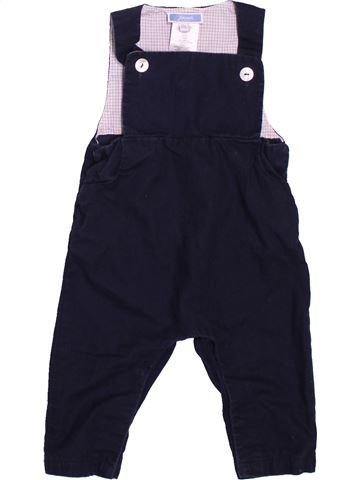 Mono niño JACADI negro 12 meses invierno #1498971_1