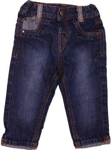 Tejano-Vaquero niño KIABI azul 12 meses invierno #1498973_1