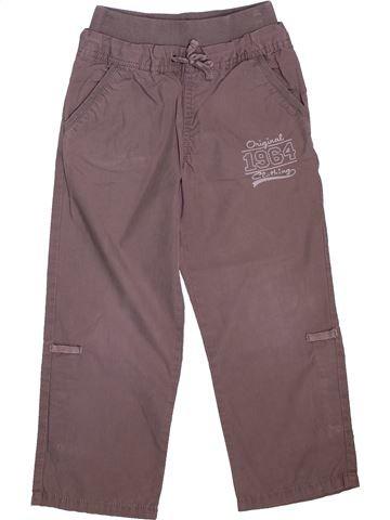 Pantalon garçon VERTBAUDET violet 5 ans hiver #1498974_1