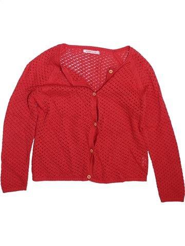 Chaleco niña MONOPRIX rojo 6 años verano #1498989_1