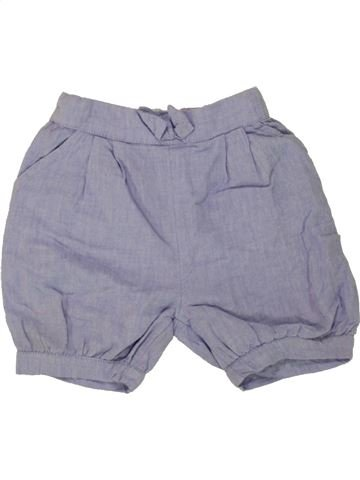 Short - Bermuda fille MARKS & SPENCER gris 18 mois été #1498997_1