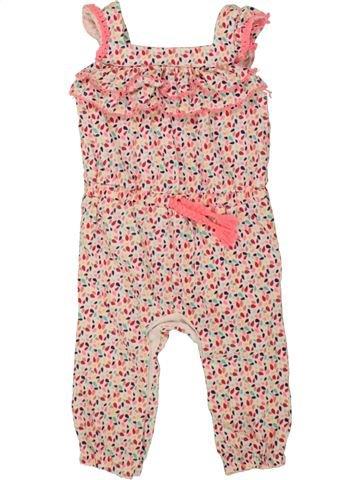 Combinación larga niña F&F rosa 9 meses verano #1499035_1