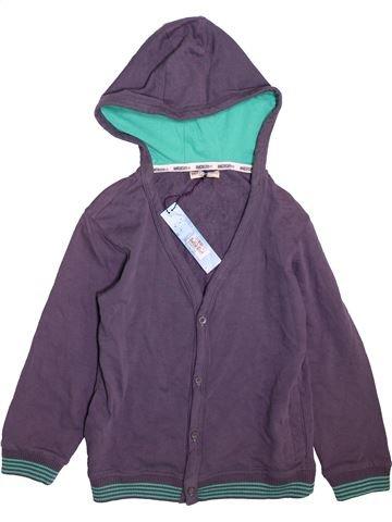 Sudadera niño MARKS & SPENCER violeta 7 años invierno #1499080_1