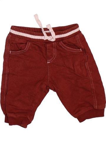 Pantalón niño TU marrón 3 meses invierno #1499088_1