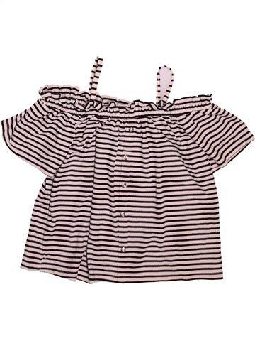 Camiseta de manga corta niña NEXT marrón 8 años verano #1499114_1
