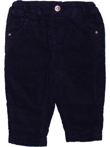 Pantalon garçon CADET ROUSSELLE noir 6 mois hiver #1499149_1