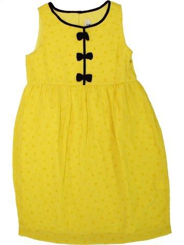 Robe fille ZARA jaune 14 ans été #1499162_1
