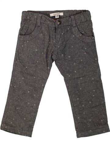 Pantalón niña MARÈSE marrón 2 años invierno #1499216_1