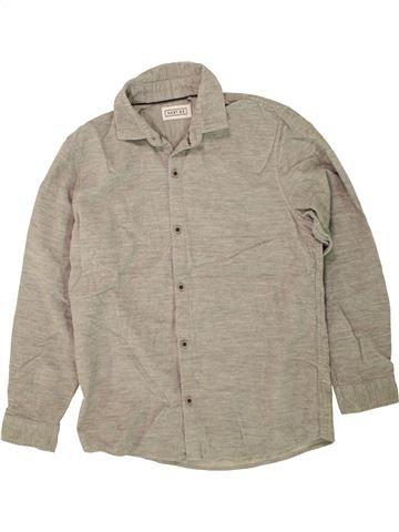 Camisa de manga larga niño NEXT gris 10 años invierno #1499219_1