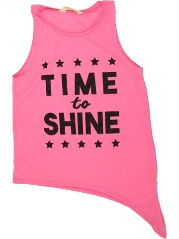 Camiseta sin mangas niña H&M rosa 14 años verano #1499302_1