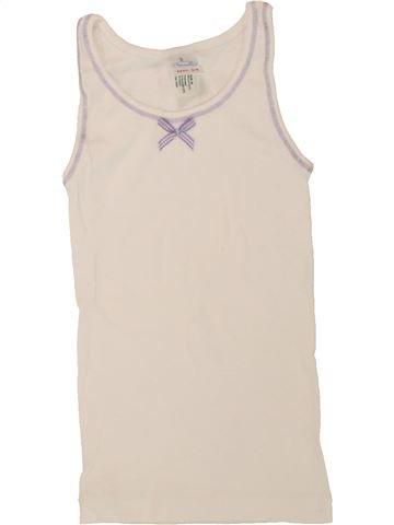 Camiseta sin mangas niña ANTONELLA blanco 4 años verano #1499325_1