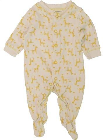 Pijama de 1 pieza niño LILY & DAN beige 0 meses verano #1499343_1