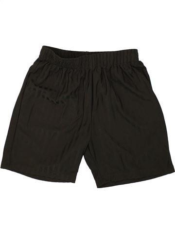 Short-Bermudas niño F&F negro 10 años verano #1499382_1