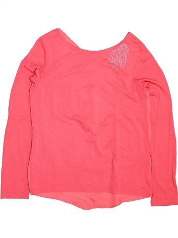 Camiseta de manga larga niña MARÈSE rosa 8 años invierno #1499391_1