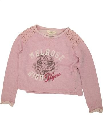 Sweat fille H&M rose 12 ans hiver #1499454_1