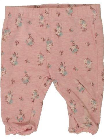 Legging niña F&F rosa 1 mes invierno #1499461_1