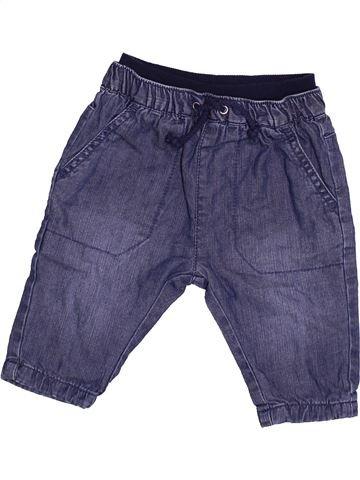 Pantalón niño MATALAN violeta 3 meses invierno #1499512_1