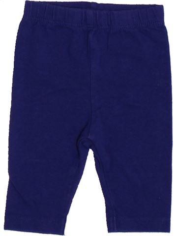 Legging niña GEORGE azul 1 mes verano #1499532_1