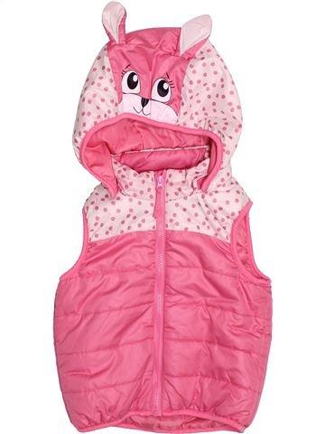 Plumífero niña H&M rosa 2 años verano #1499600_1
