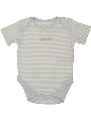 Camiseta de manga corta niño MOTHERCARE gris 6 meses verano #1499635_1