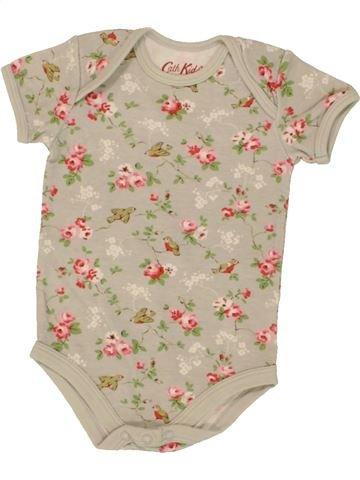 Camiseta de manga corta niña CATH KIDS beige 6 meses verano #1499638_1