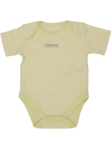 Camiseta de manga corta niño MOTHERCARE beige 6 meses verano #1499640_1