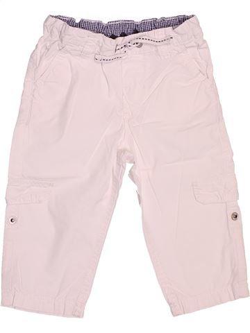 Pantalón niño H&M rosa 12 meses verano #1499698_1