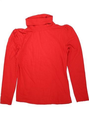 Camiseta de cuello alto niño GEORGE rojo 14 años invierno #1499711_1