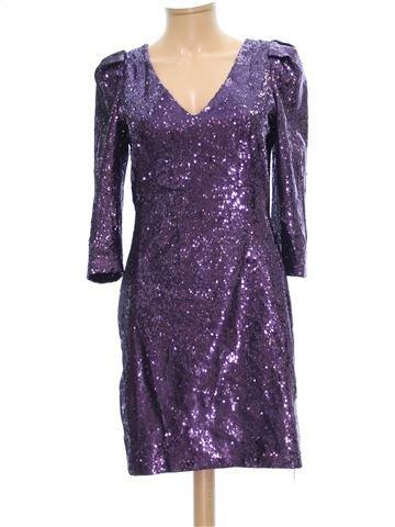 Vestido de noche mujer WAREHOUSE 38 (M - T1) invierno #1499726_1