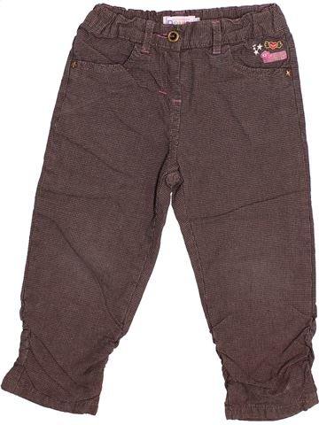 Pantalón niña LA COMPAGNIE DES PETITS marrón 2 años invierno #1499741_1