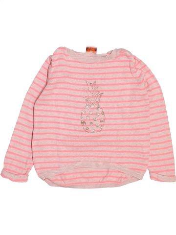 jersey niña TAPE À L'OEIL rosa 4 años invierno #1499748_1