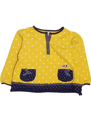 Sudadera niña LA COMPAGNIE DES PETITS amarillo 3 años invierno #1499751_1