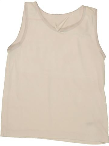 T-shirt sans manches fille NUTMEG bleu 9 ans été #1499828_1