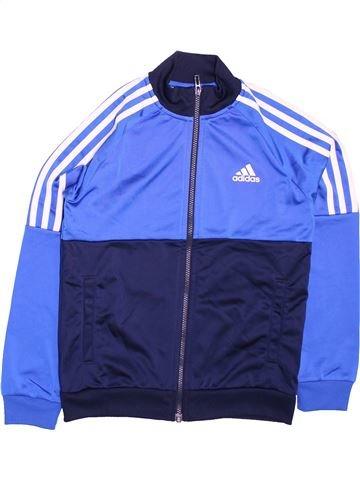 Sportswear garçon ADIDAS bleu 10 ans hiver #1499864_1