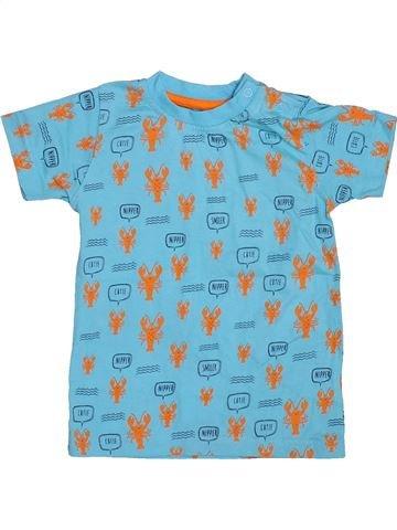 Camiseta de manga corta niño NUTMEG azul 2 años verano #1499879_1