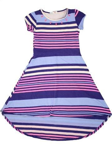 Robe fille M&CO violet 8 ans été #1499928_1