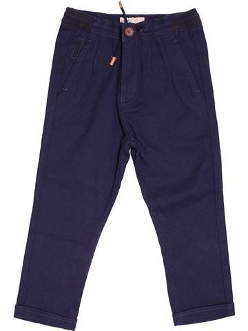 Pantalón niño ZARA azul 5 años invierno #1500217_1