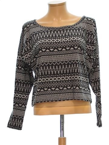 Top manches longues femme FOREVER 21 M hiver #1500530_1