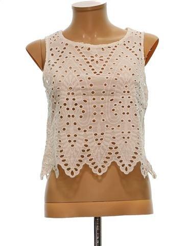 Camiseta sin mangas mujer SANS MARQUE 38 (M - T1) verano #1500575_1